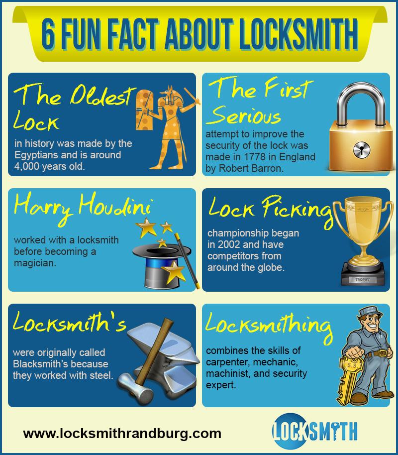fun facts about locksmiths